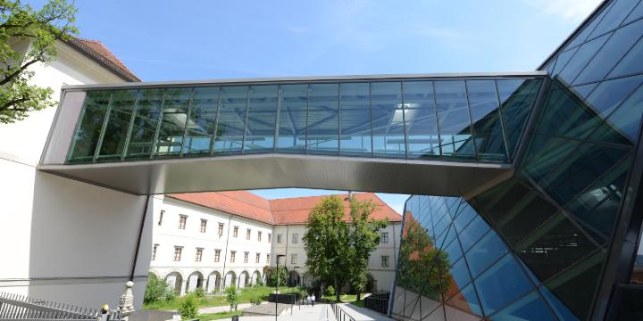 Tagung im Schloss Linz
